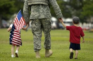Martin Lloyd Sanders Identifies The Main Issues Affecting Military Families And Veterans