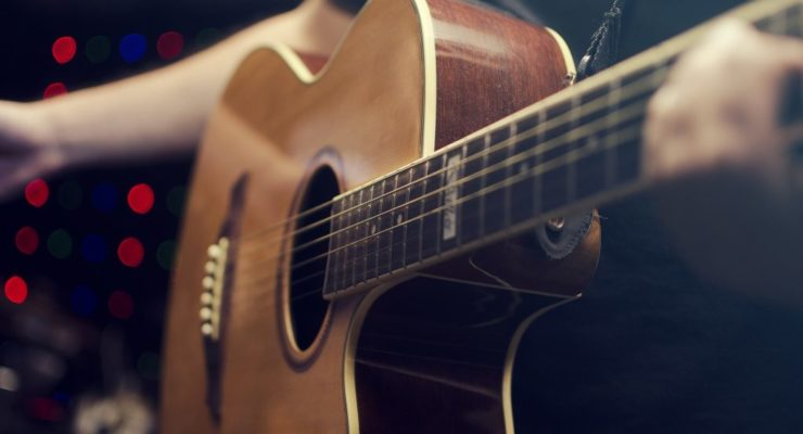 4 Important Practice Tips for Guitar Beginners